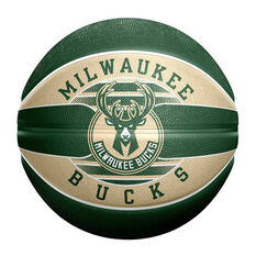 Spalding NBA Team Series Milwaukee Bucks Basketball, , rebel_hi-res