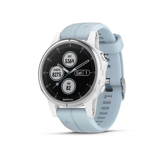 Garmin Fenix 5S Glass GPS Multisport Watch, , rebel_hi-res