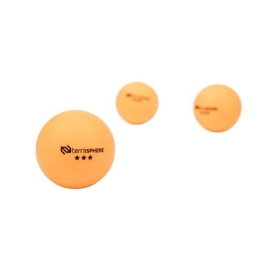 Terrasphere 3 Star Table Tennis Ball 3 Pack, , rebel_hi-res