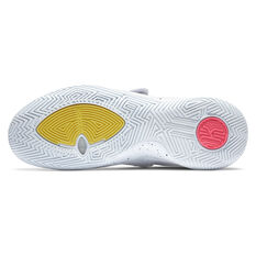 Nike Kyrie Flytrap III Mens Basketball Shoes, White/Black, rebel_hi-res