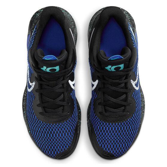 Nike KD Trey 5 IX Basketball Shoes, Black, rebel_hi-res