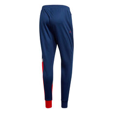 adidas Mens TAN Club Home Football Track Pants Navy S, Navy, rebel_hi-res
