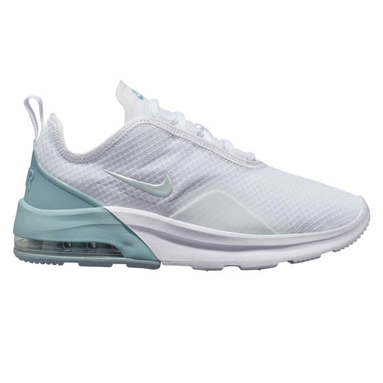 Nike Air Max Motion 2 Womens Casual Shoes, White / Blue, rebel_hi-res