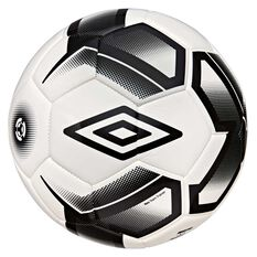 Umbro Neo Team Trainer Soccer Ball White / Black 3, White / Black, rebel_hi-res