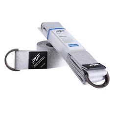 PTP Yoga Stretching Strap Silver, , rebel_hi-res