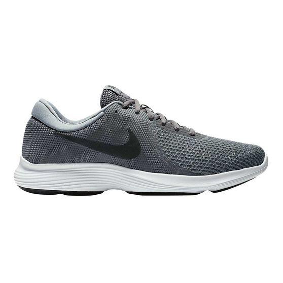 71786824efd2 Nike Revolution 4 Mens Running Shoes Grey US 7