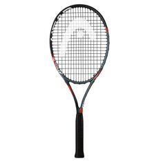 Head Attitude Pro Tennis Racquet Black / Red 4 3 / 8in, Black / Red, rebel_hi-res