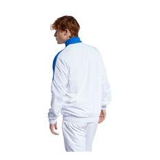 Reebok Mens Classics Vector Track Jacket, White, rebel_hi-res
