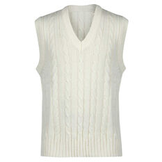 Gray Nicolls Sleeveless Junior Cricket Sweater, , rebel_hi-res