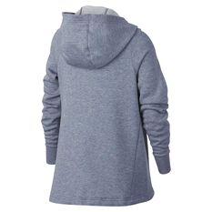 269159351944 ... Nike Girls Sportswear Full Zip Hoodie Grey XS