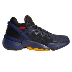 adidas D.O.N. Issue 2 Basketball Shoes Blue US 7, Blue, rebel_hi-res