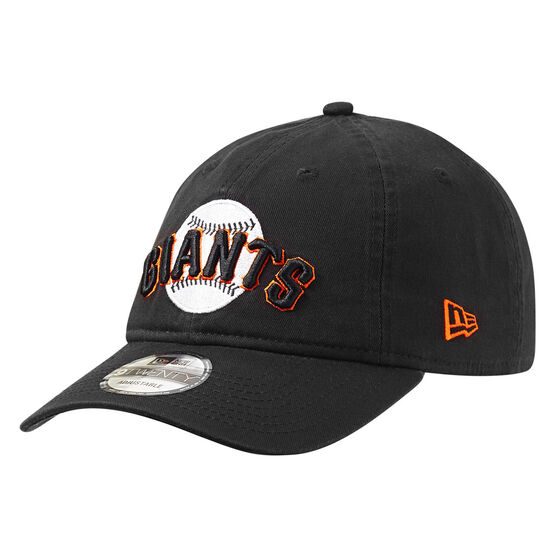 San Francisco Giants New Era 9TWENTY Washed Cap, , rebel_hi-res
