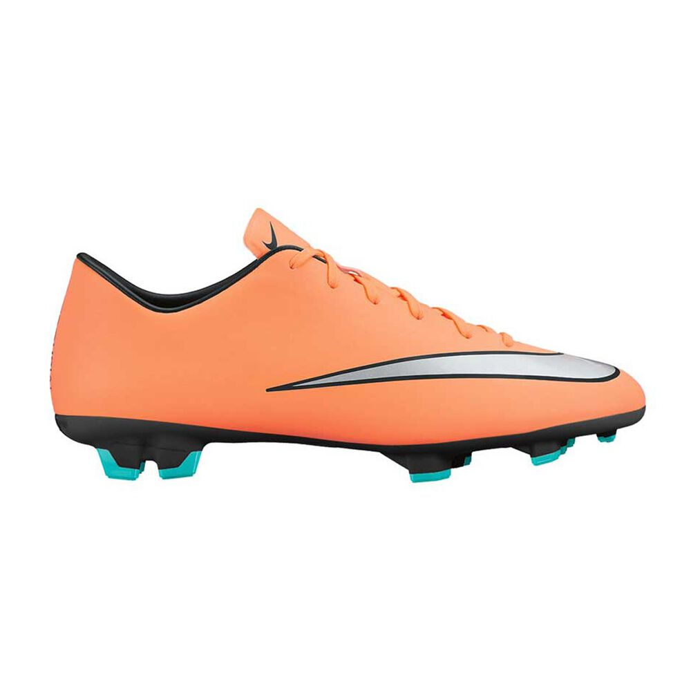Nike Mercurial Victory V Junior Football Boots Orange US 1 Junior ... 3ab38fab1cf4