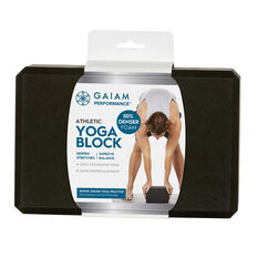 Gaiam Athletic Yoga Block, , rebel_hi-res