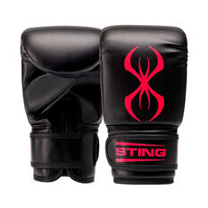 Sting Armafit Bag Boxing Gloves Black / Pink S, Black / Pink, rebel_hi-res