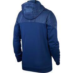 Nike Mens Therma Pullover Training Top Blue S, Blue, rebel_hi-res