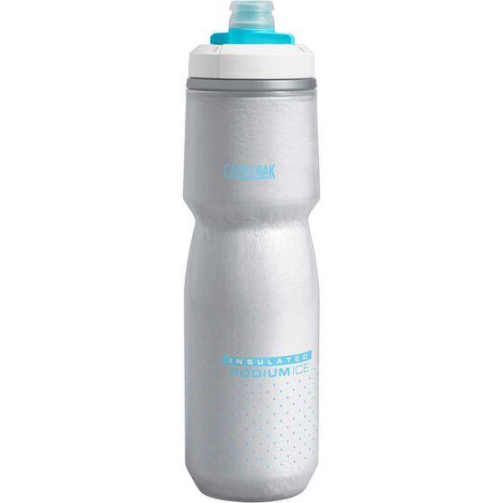 Camelbak Podium Ice 600ml Water Bottle Lake Blue, Lake Blue, rebel_hi-res