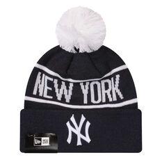 aa6e1300a New York Yankees 2019 New Era Homerun Knit Beanie