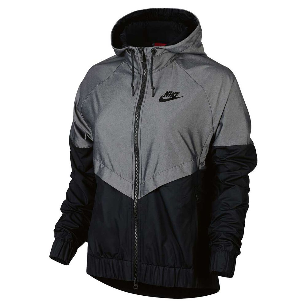 120a1b1d3 Nike Womens Windrunner Jacket Black XS Adult, Black, rebel_hi-res