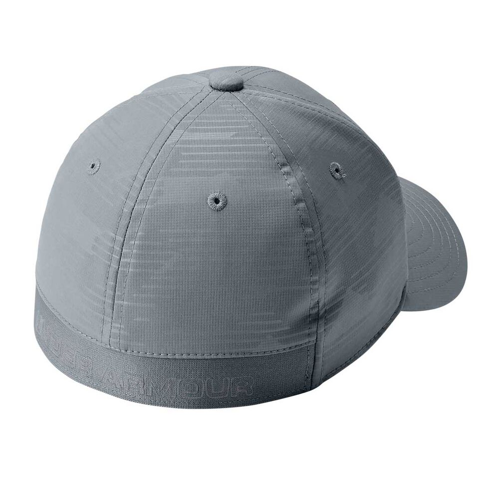 e262f118a04 Under Armour Boys UA Headline 2.0 Cap Grey   White S   M Junior ...