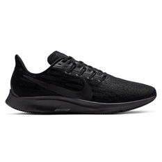 Nike Air Zoom Pegasus 36 Mens Running Shoes Black, Black, rebel_hi-res