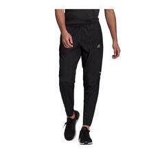 adidas Mens Own The Run Cooler Pants Black S, Black, rebel_hi-res