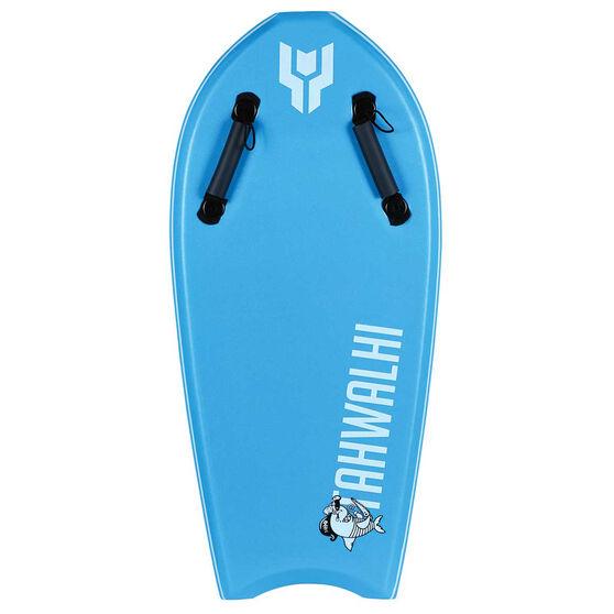 Tahwalhi Towable Bodyboard Shark Blue 33in  78e4de0e0fd9e