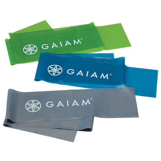 Gaiam Restore Strength and Flexibility Kit Green / Blue, , rebel_hi-res
