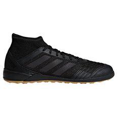 adidas Predator Tango 18.3 Mens Indoor Soccer Shoes Black / Black US 7 Adult, Black / Black, rebel_hi-res