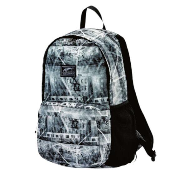 Puma Academy Backpack Grey, , rebel_hi-res