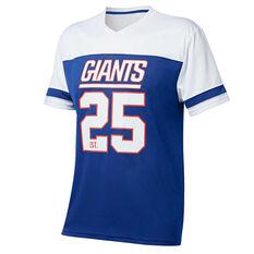 New York Giants Poly Mesh Tee, , rebel_hi-res