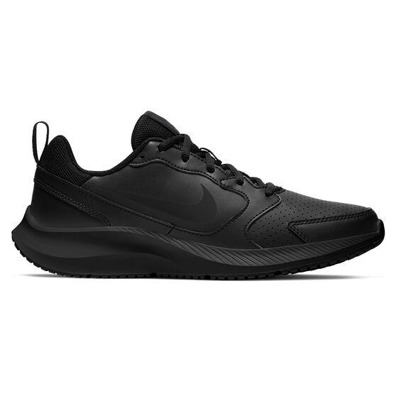 Nike Todos Womens Casual Shoes, Black, rebel_hi-res