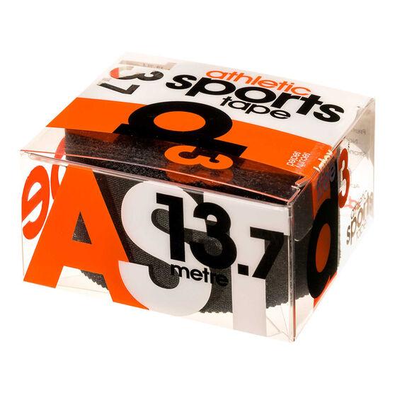 D3 Rigid Strapping Tape Black, Black, rebel_hi-res