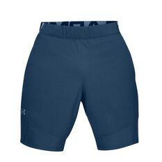 Under Armour Mens Vanish Woven Shorts Blue XS, Blue, rebel_hi-res