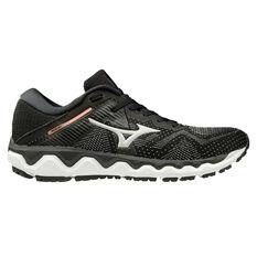 Mizuno Wave Horizon 4 Womens Running Shoes Black / White US 6, Black / White, rebel_hi-res