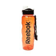 Reebok 750ml Water Bottle Orange, , rebel_hi-res