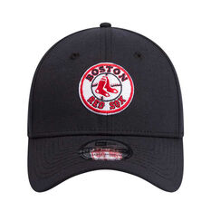 Boston Red Sox 2019 New Era 39THIRTY Cap Black S / M, Black, rebel_hi-res