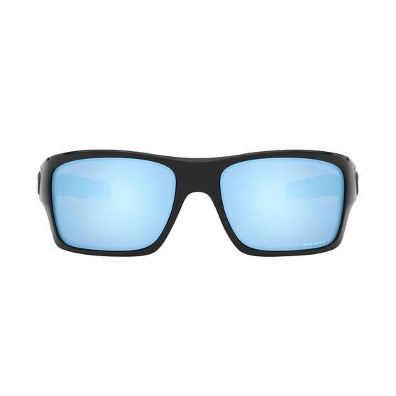 OAKLEY Turbine Sunglasses - Polished Black with PRIZM Deep H20 Polarized, , rebel_hi-res