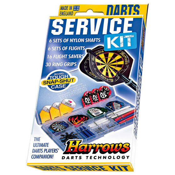 Harrows Darts Service Kit, , rebel_hi-res
