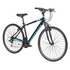 Goldcross Adult Synthesis Hybrid 18in Bike, , rebel_hi-res