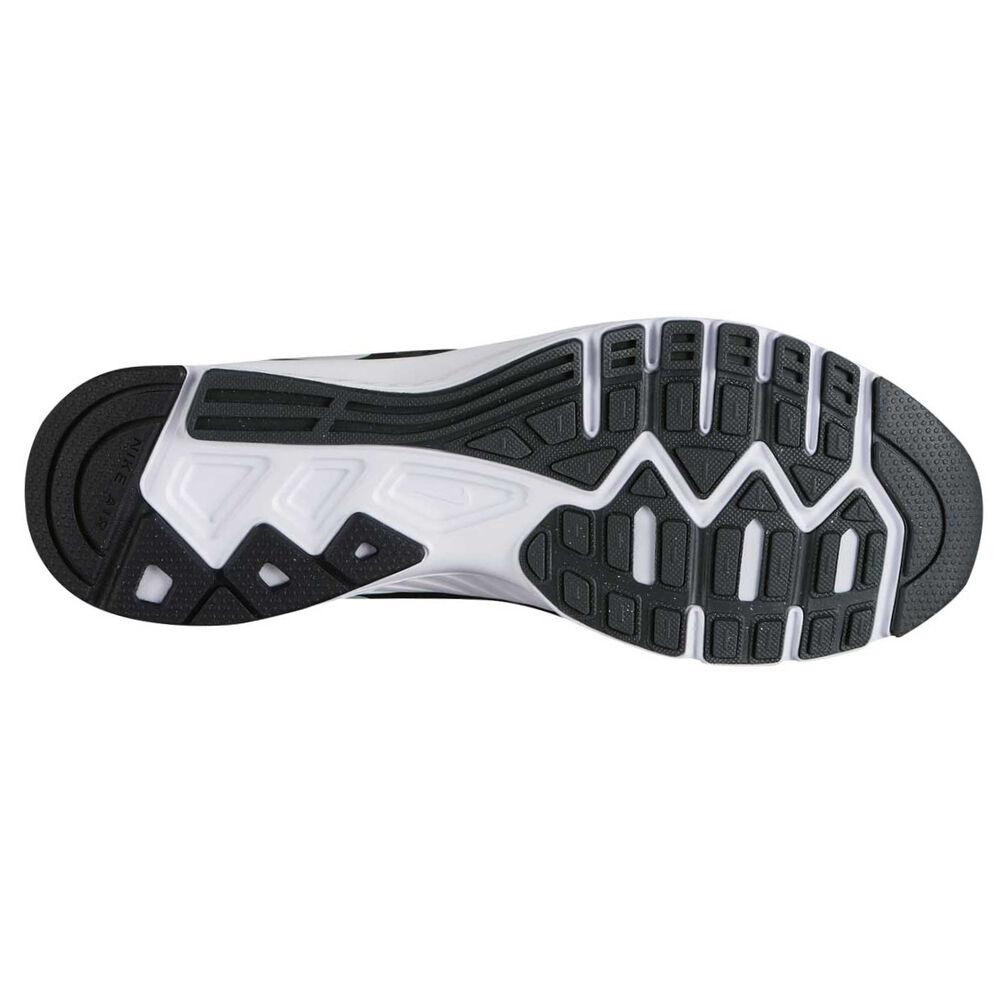 da8b776cd3d Nike Air Relentless 6 Mens Running Shoes Black   White US 8.5 ...
