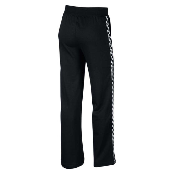 Nike Womens Sportswear Fleece Pants Black S, Black, rebel_hi-res
