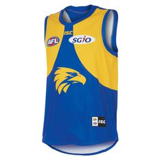 West Coast Eagles 2018 Home Guernsey, , rebel_hi-res