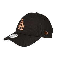 Los Angeles Dodgers Womens 9FORTY Diamond New Era Cap, , rebel_hi-res