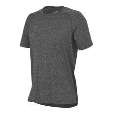 Umbro Mens Performance Training Tee Charcoal S, Charcoal, rebel_hi-res