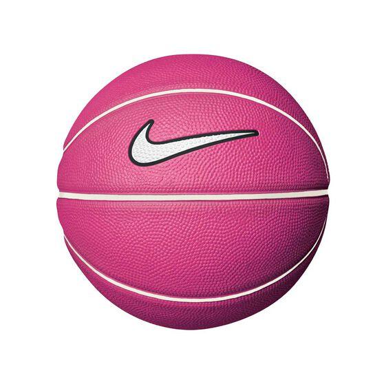 Nike Swoosh Mini Basketball Pink 3, , rebel_hi-res