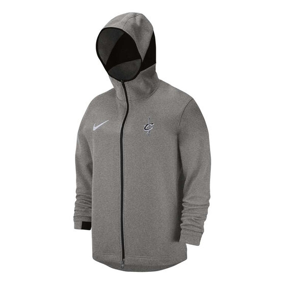 Nike Cleveland Cavaliers Mens Therma Flex Showtime Hoodie S, , rebel_hi-res