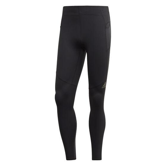 suficiente por ejemplo Elección  adidas Mens Saturday Running Tights | Rebel Sport