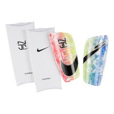 Nike Mercurial Lite Neymar Jr. Shin Guards White S, White, rebel_hi-res