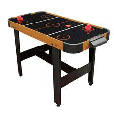Carromco Black Ice XT Air Hockey Table, , rebel_hi-res